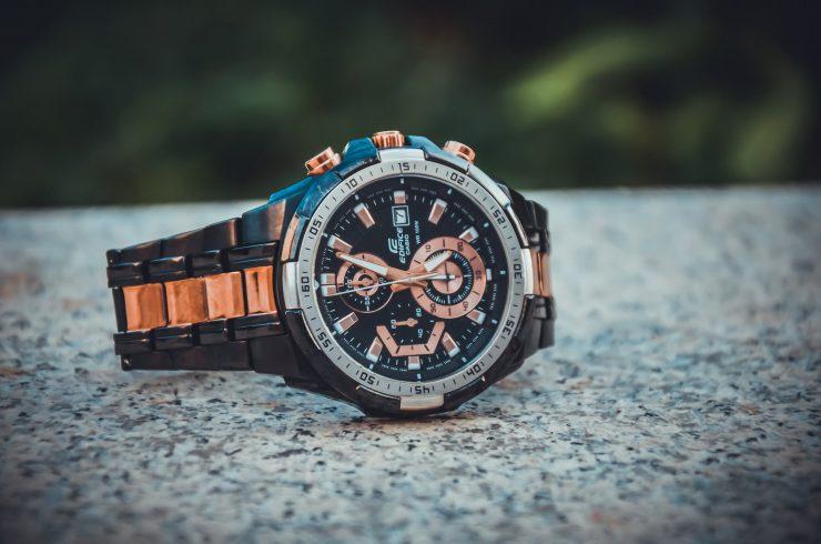 Horloge cadeau geven