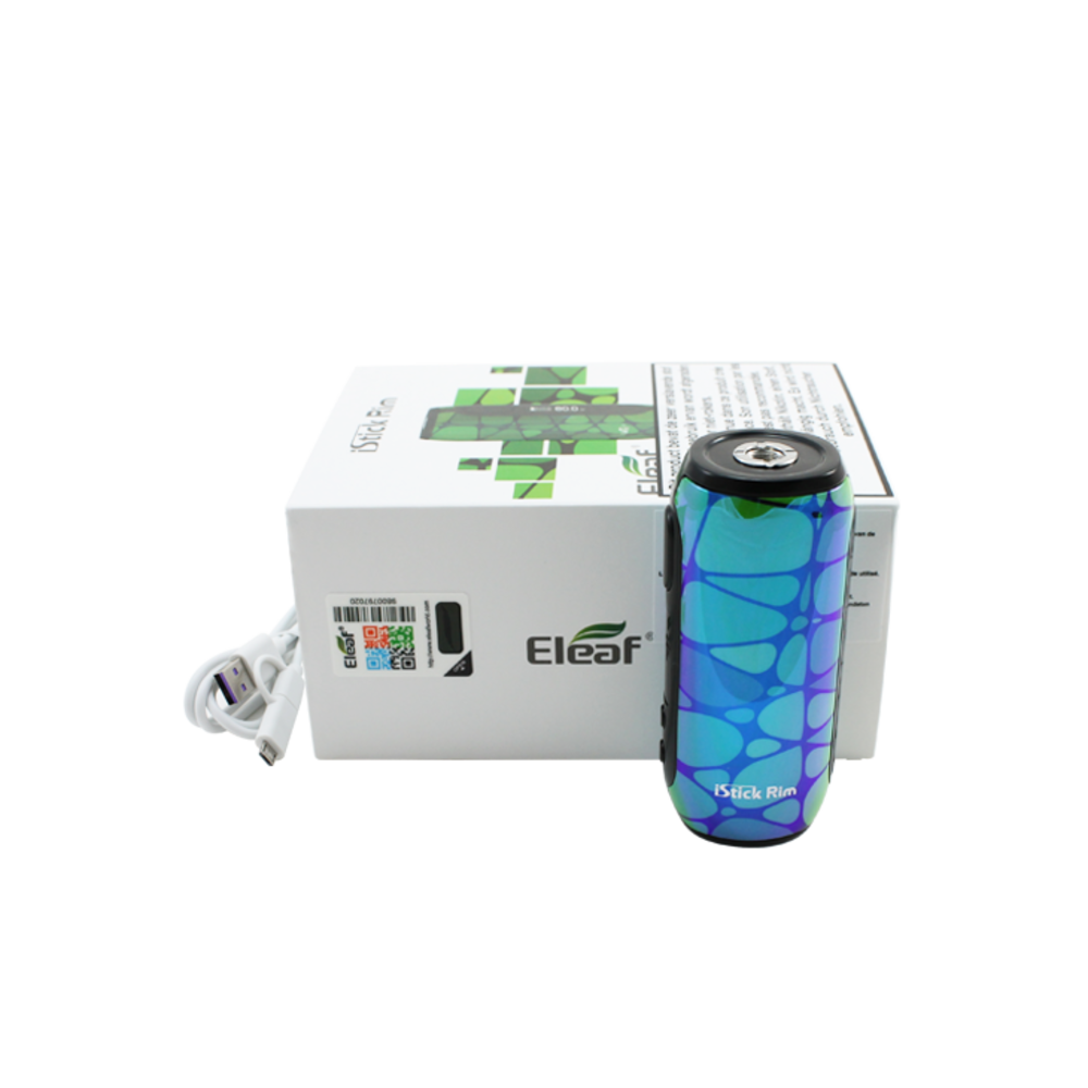 Eleaf-iStick-Rim-Box-Mod-E-Green