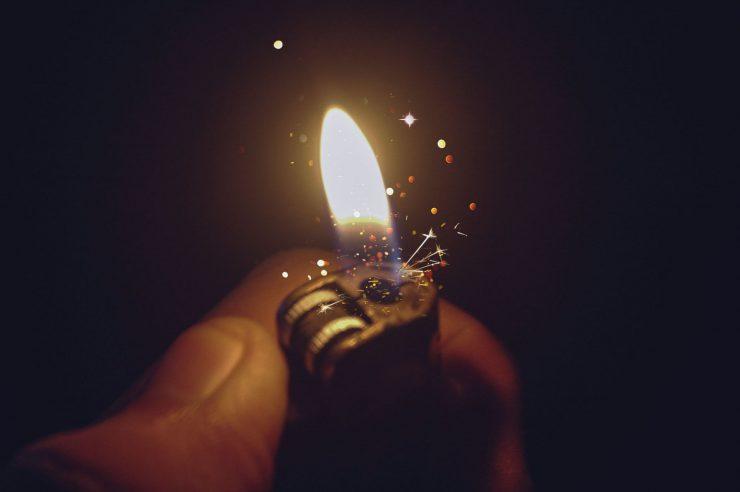aanstekers